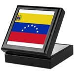 Venezuela Keepsake Box