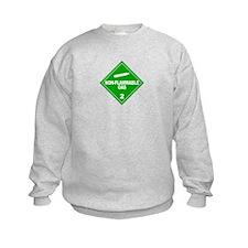 Non-flammable Gas Sweatshirt