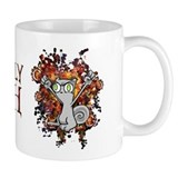 Squirrelly Wrath Small Mug