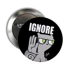 "Foamy : IGNORE 2.25"" Button"