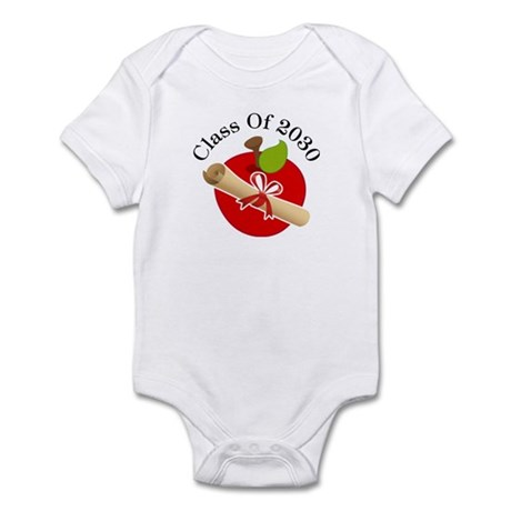 Fun Diploma Class fo 2030 Gift Infant Bodysuit