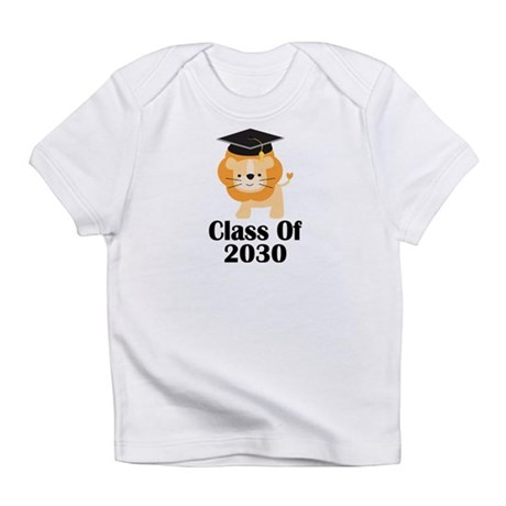 Cute Lion Future Graduate 2030 Gift Infant T-Shirt