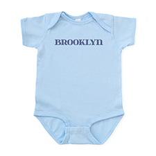 Brooklyn Blue Glass Infant Bodysuit