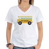 5th Grade School Bus Shirt