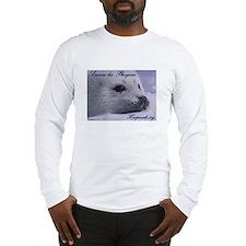 Sauvez les phoques Long Sleeve T-Shirt