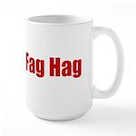 Fag Hag Large Mug