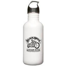 Black Swan Motorcycles Vintag Water Bottle