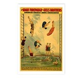 Circus Of The Sea Postcards (Package of 8)