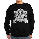The Veteran Sweatshirt (dark)