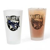 Hellcat F6F Drinking Glass