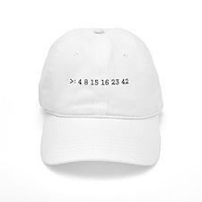 LOST numbers Baseball Cap