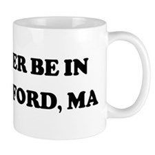 Rather be in New Bedford Mug