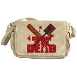 SD: Weapons Messenger Bag