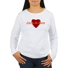 Heart Jack-A-Bee T-Shirt