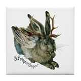 Wolpertinger Tile Coaster