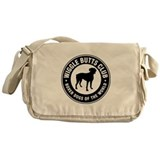 Wiggle Butts Club Messenger Bag