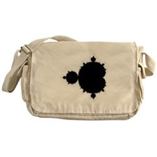 Mandelbrot Set Messenger Bag