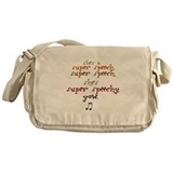 Speech language pathology Messenger Bags