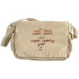 SUPER SPEECHY Messenger Bag