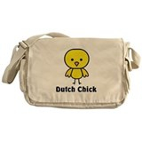 Dutch Chick Messenger Bag