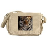 Tiger Messenger Bag
