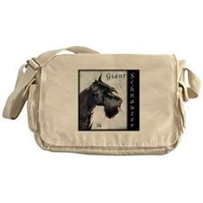 Giant Schnauzer Messenger Bag