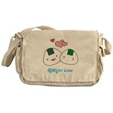 Onigiri Love Messenger Bag