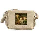 Waterhouse's Hylas and the Nymphs Messenger Bag