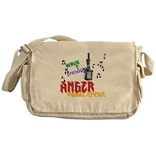 Cool Lullaby Messenger Bag