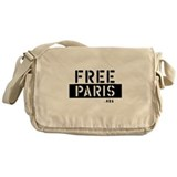 FREE PARIS Messenger Bag