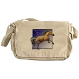 Buckskin Messenger Bag
