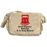 367th Engineer Battalion Messenger Bag