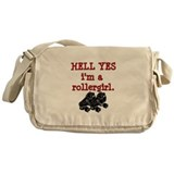 Hell Yes Messenger Bag