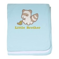 Cute Racoon baby blanket