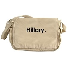 Hillary period Messenger Bag