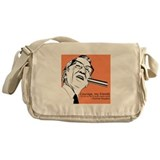 Tommy Douglas Messenger Bag