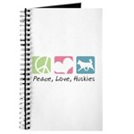 Peace, Love, Huskies Journal