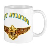 Navy - Navy Aviator Badge Mug