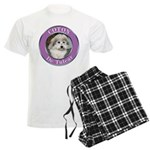 Coton De Tulear Men's Light Pajamas