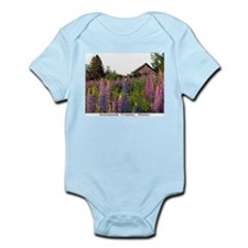 Reach road lupines Infant Creeper
