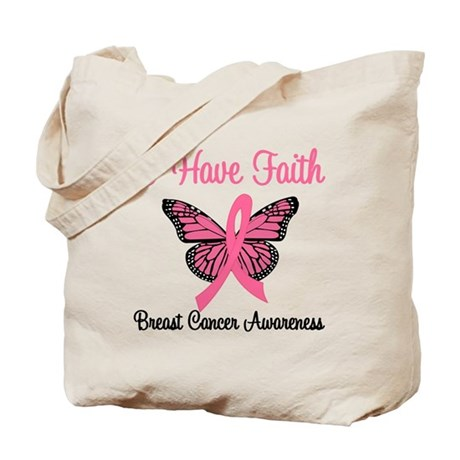 I Have Faith (BCA) Tote Bag