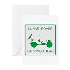 LRV Parking Greeting Cards (Pk of 10)