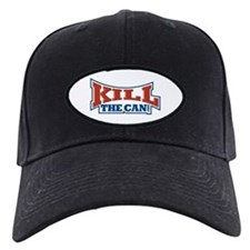 KIllTheCan.org Logo Baseball Hat