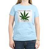 Dont Smoke Vape 420 T-Shirt