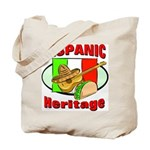 Hispanic Heritage Tote Bag