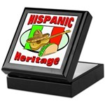 Hispanic Heritage Keepsake Box