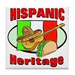 Hispanic Heritage Tile Coaster