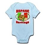 Hispanic Heritage Infant Creeper