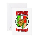 Hispanic Heritage Greeting Cards (Pk of 10)