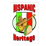 Hispanic Heritage Postcards (Package of 8)